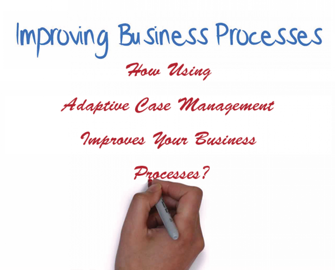 How using adaptive process management improves your business processes