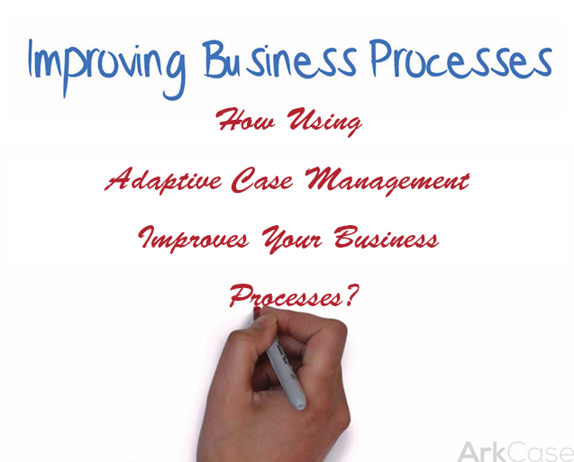 Adaptive case management expands the typical business process management approach