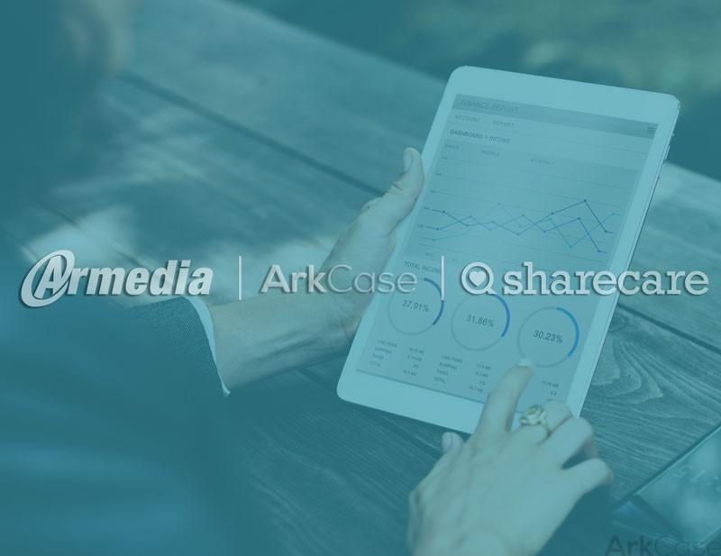 arkcase armedia sharecare case study