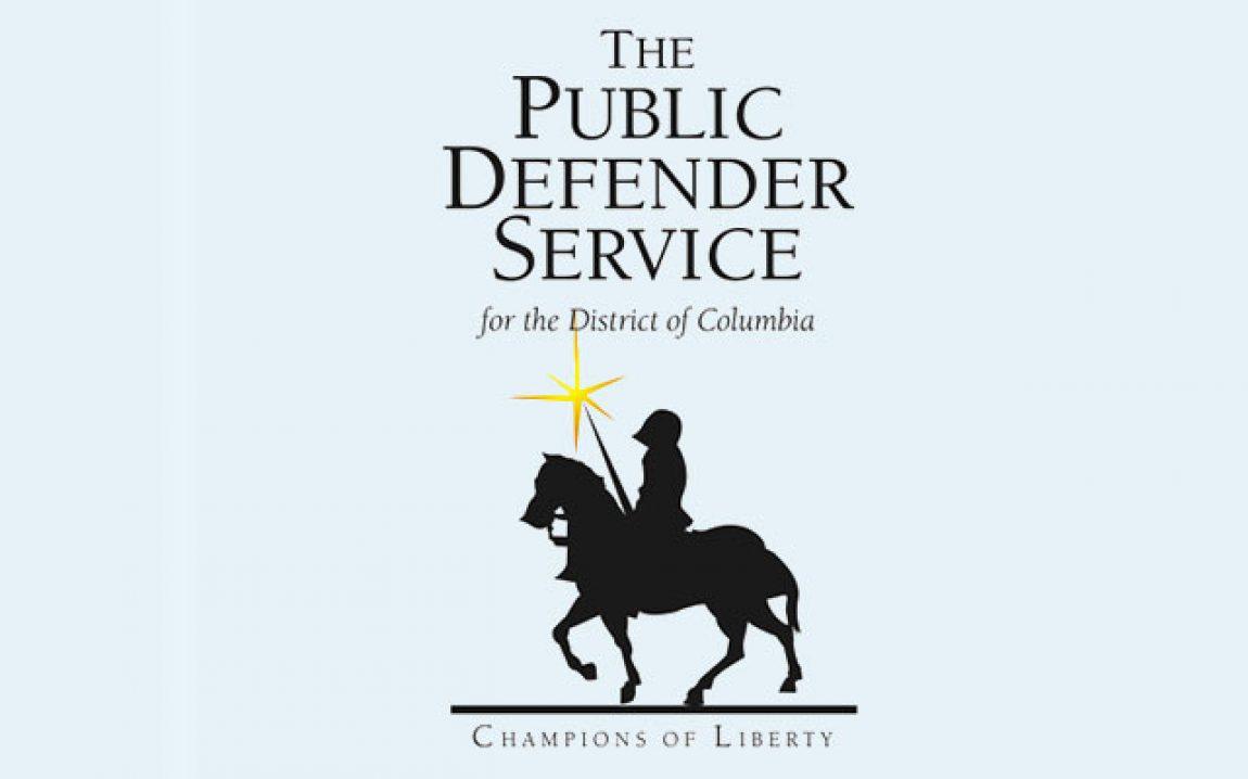 public defender service district columbia PDS DC