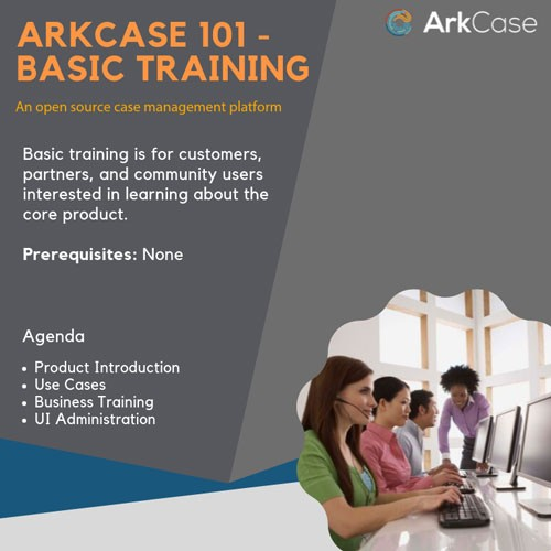 arkcase 201 training