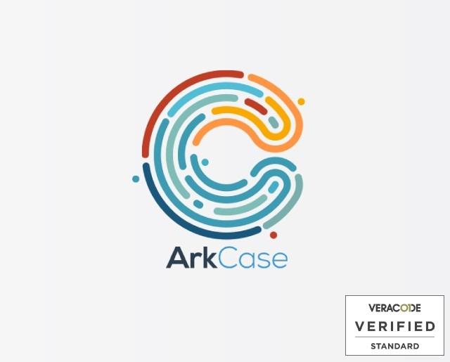 arkcase and varacode verified standard logo