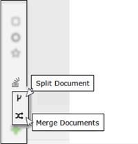 Split or merge a file