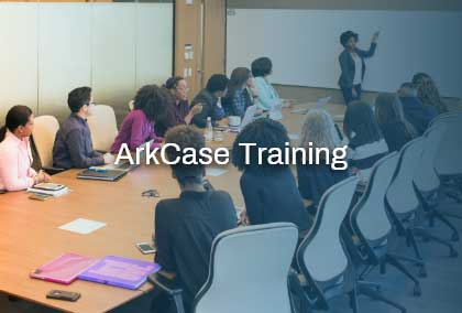 ArkCase training image