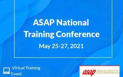 2021 ASAP National Training Conference