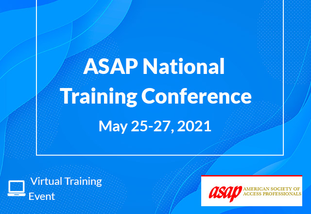 ASAP National Training Conference