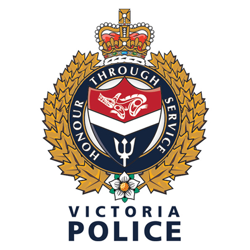 Victoria Police Department crest